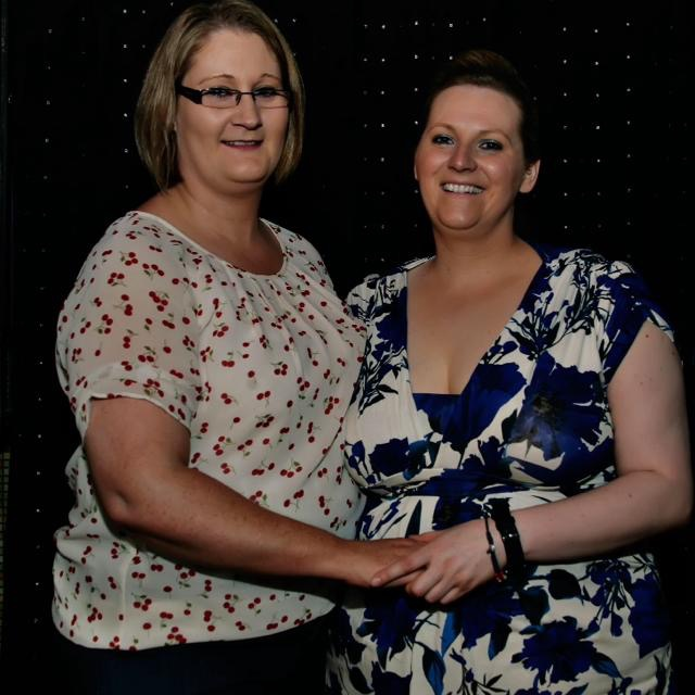 Christina Procter and Amy Gavin first couple to get married after meeting at The Outing Lisdoonvarna