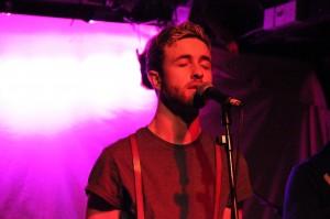 Singer Song Writer Adam Matthews Performing at The Outing Lisdoonvarna