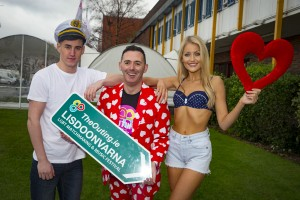 All About Love The Outing Lisdoonvarna at The Holiday World Show 2016